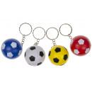 key chain football foam, 4cm Ø4cm