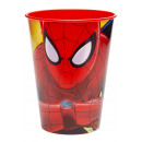 cup spiderman red, 260ml