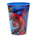 cup spiderman blue, 260ml