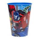 nagyker Ajándékok és papíráruk: csésze Transformers , 260 ml