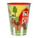 cup farm animals, 260ml