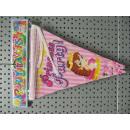 groothandel Overigen: partij Princess vlag l pph, 3m