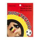 groothandel Overigen: Set van 4 wangetjes Tattoo belgië