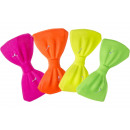 wholesale Costumes: bow tie small fluo, 13x7cm