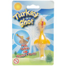 turkey shoot, blister card, card 17x11cm turkey 11
