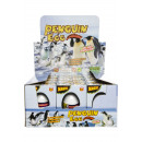Großhandel Spielzeug: Eierkarton mit Pinguinanbau, 5,5x7,5x10,5cm
