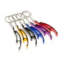 wholesale Kitchen Gadgets: keychain bottle opener, 7,5cm