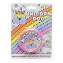 unicorn putty, blister card, 17x12cm