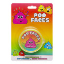 emotion face putty , blister card, 17x12cm