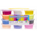 wholesale Gifts & Stationery:bouncing clay, Ø6,5cm