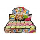 wholesale Toys: oil slime, 4x4x4,5cm - 35gr Ø4cm
