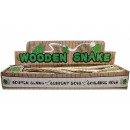 wholesale Wooden Toys:wooden snake, 50cm