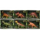 Dinosaur caja de exposición m, 19x14x7cm