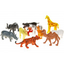 wild animals figurines