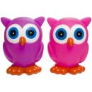 pvc owl pph, 15x12cm