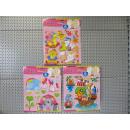 Großhandel Babyspielzeug: Zimmer Deko ,Junge-Mädchen-Baby 38x30cm