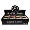 iq puzzle m, 7,5x7,5x2,5cm