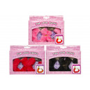 wholesale Stockings & Socks: fluffy handcuffs box, 16x11x2,5cm - h2,5cm