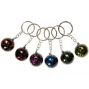 wholesale Jewelry & Watches: key chain bowling ball, 3,2cm Ø3,2cm