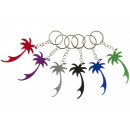 wholesale Kitchen Gadgets: key chain bottle opener palmtree, 7cm
