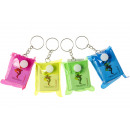 key chain playing cards, 6x4x2cm