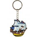 key chain pirate boat, 5x5cm