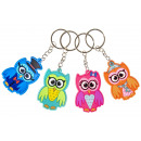 wholesale Gifts & Stationery:key chain owl, 3,5x2cm