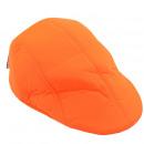 wholesale Garden Furniture: Unisex beige fluorescent hat type orange color