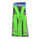 mayorista Joyas y relojes: Pulseras fluorescentes verdes de moda.