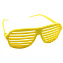 wholesale Sunglasses: Fluorescent glasses shutter shade for yellow ...