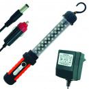 hurtownia Akcesoria samochodowe: Lampa z akumulatorem i ładowarką ...