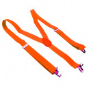 wholesale Belts: Fluorescent trendy fluorescent belts orange