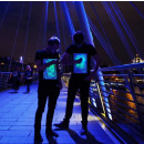 wholesale Shirts & Blouses: Interactive phosphorescent glow shirts, ...