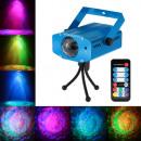 LED Lixada LED, Wasserwelle, Stativ und ...