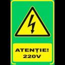 mayorista Deporte y ocio: Signo de fosforescencia 220 voltios