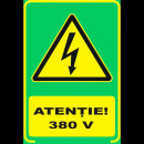 mayorista Deporte y ocio: Signo de fosforescencia 380 voltios