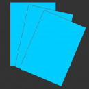 wholesale Computer & Telecommunications: Photo Paper A4 for inkjet ink color blue