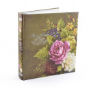 wholesale Storage media: Photo album sweet memory floral 500 pictures, 31x3