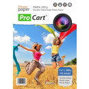 wholesale Printers & Accessories: 10x15 photo paper dual side 220g with matte surfac