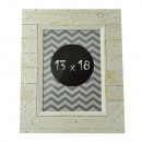 wholesale Pictures & Frames: Photo frame lorraine 13x18 wooden rustic ...