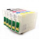 wholesale Printers & Accessories: Rechargeable cartridges for epson t129 with ...