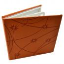 Gehäuse 4 CD DVD Bluray bunt, orange Farbe ora