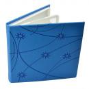 Gehäuse 4 CD DVD Bluray bunte, grünblaue Farbe
