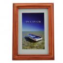 Portafoto legno Jayden per foto ciliegio 10x15 col
