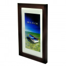 wholesale Pictures & Frames: Neil photo frame, 10x15, wood wenghe color