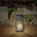Lantern solar lamp 0.06w, diameter 22 cm, ip44, 20
