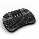 Mini-Tastatur i8 + kabellos mit Touchpad-Kompatibi