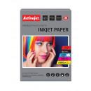 wholesale Computer & Telecommunications: Photo paper a4 premium 105 gr activejet, inkjet