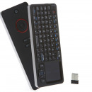 wholesale Consumer Electronics: Mini Keyboard i6 wireless with dual face ir remote
