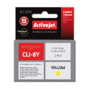 wholesale Printers & Accessories: Compatible cartridge cli-8y yellow for canon, ...